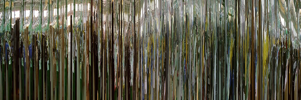 Moviebarcode: Sequence from Manufactured Landscapes (2006) by moviebarcode
