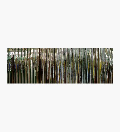 Moviebarcode: Sequence from Manufactured Landscapes (2006) Photographic Print