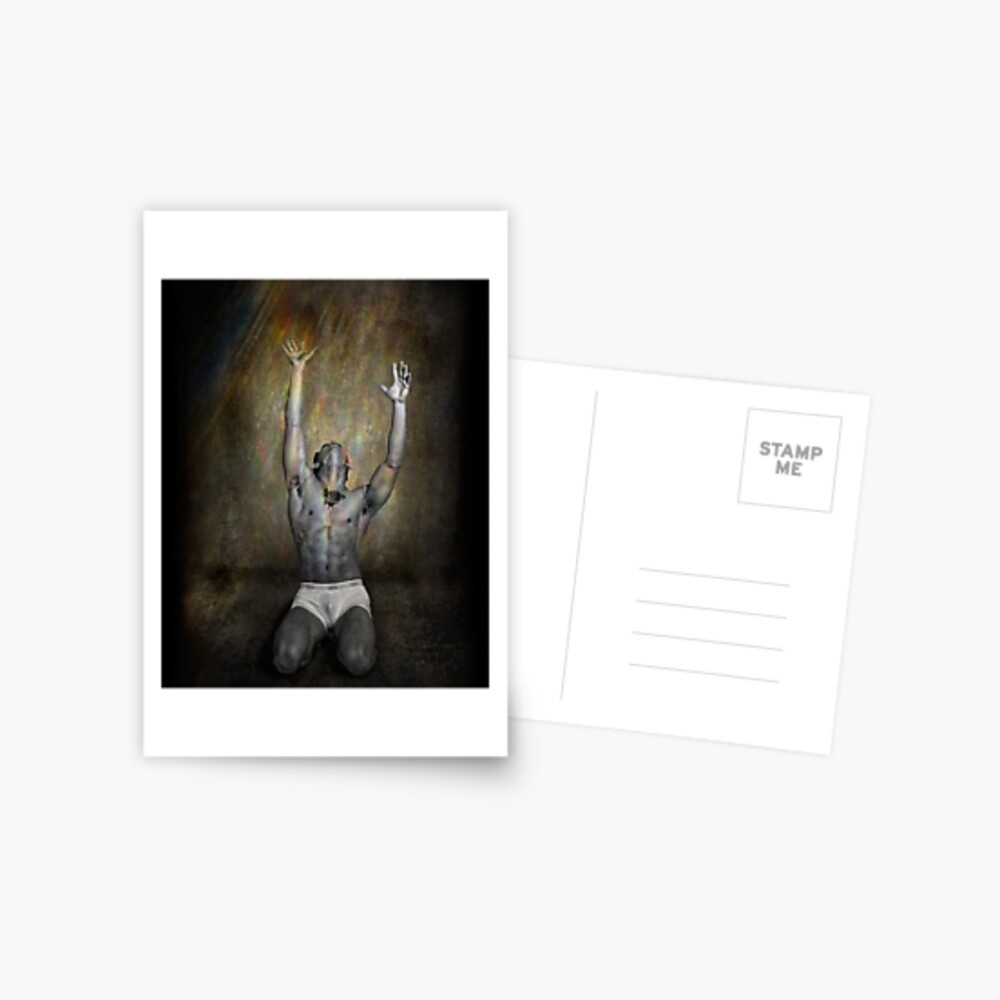 Redemption Postcard