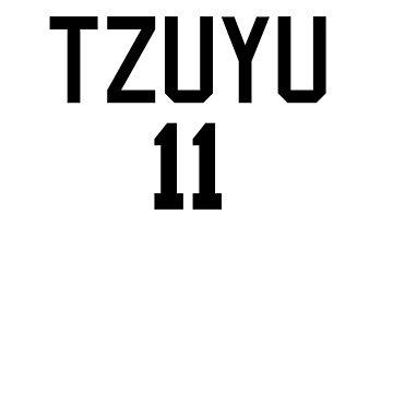 TWICE - TZUYU 11 by baiiley