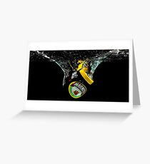 Love it or Drown it! Greeting Card