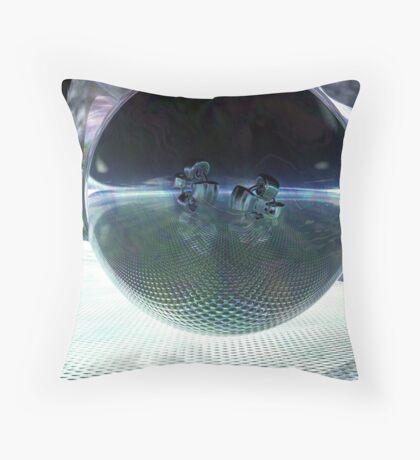 Metamorphia #2 Throw Pillow