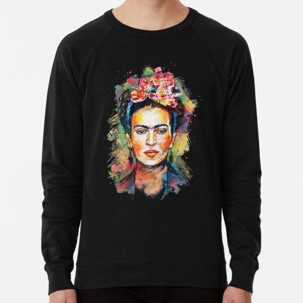 Cadeaux d'amant pour fille Womenn Frida Kahlo T-shirt Target Shirts Sweatshirt léger