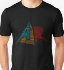 AJR typography - Solid Default Colours T-Shirt