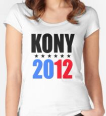 Kony 2012 Women's Fitted Scoop T-Shirt