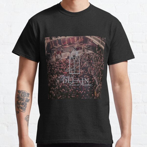 Dekade von Delain Classic T-Shirt