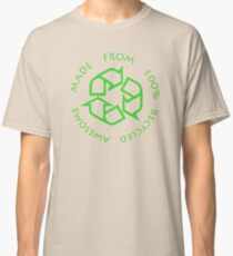 Recycled Awesome Classic T-Shirt