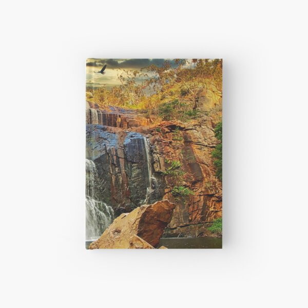 Australian MacKenzie Falls Hardcover Journal