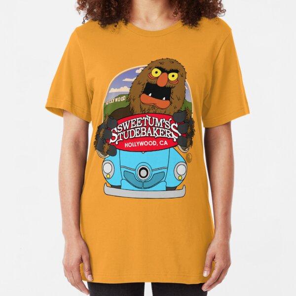 Sweetums Studebakers Slim Fit T-Shirt