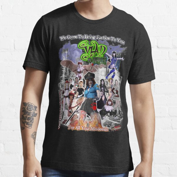 Vlad The Inhaler: Vlads Undead Angels Song Essential T-Shirt