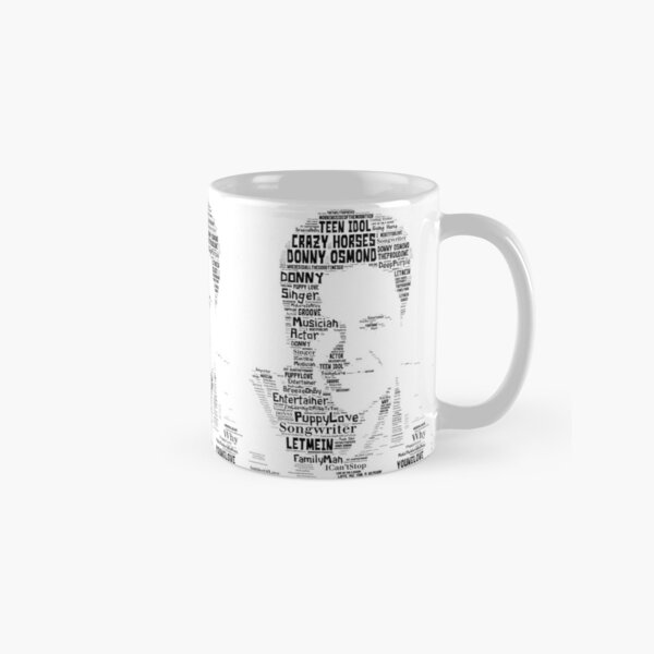 Donny Osmond Classic Mug
