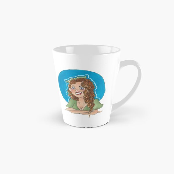 """Vegan Girl"" Tall Mug"