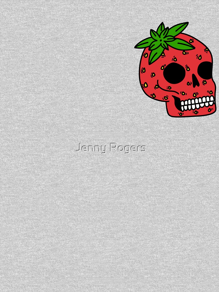 Death of a Strawberry by rennyjogers