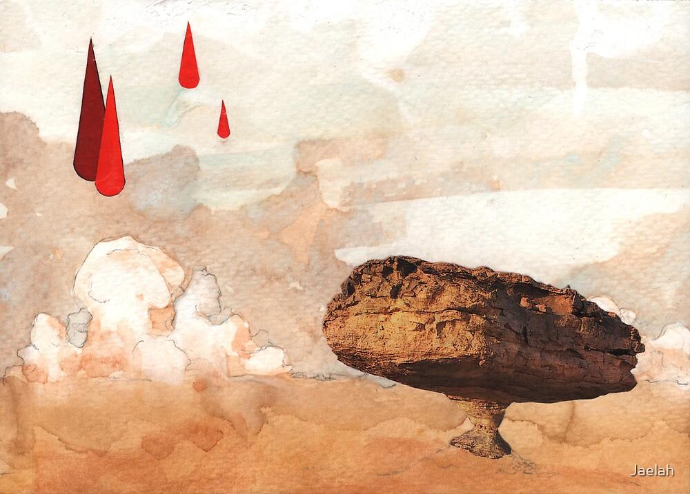 In the Desert by Jaelah