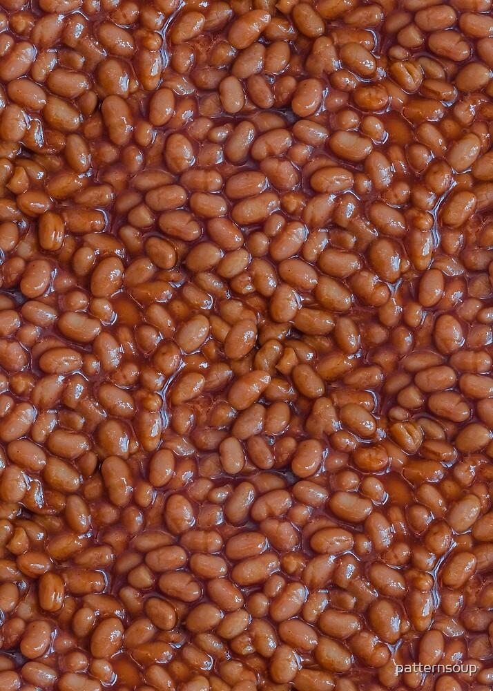 Baked Beans Pattern by patternsoup