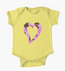 Pink Phlox Flowers Kids Clothes