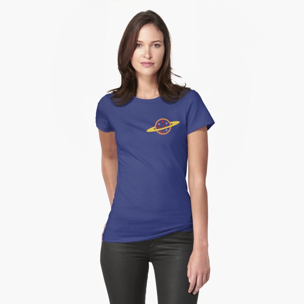 Pizza Planet Uniform Women's T-Shirt Front