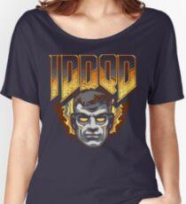 IDDQD - GOD MODE Women's Relaxed Fit T-Shirt