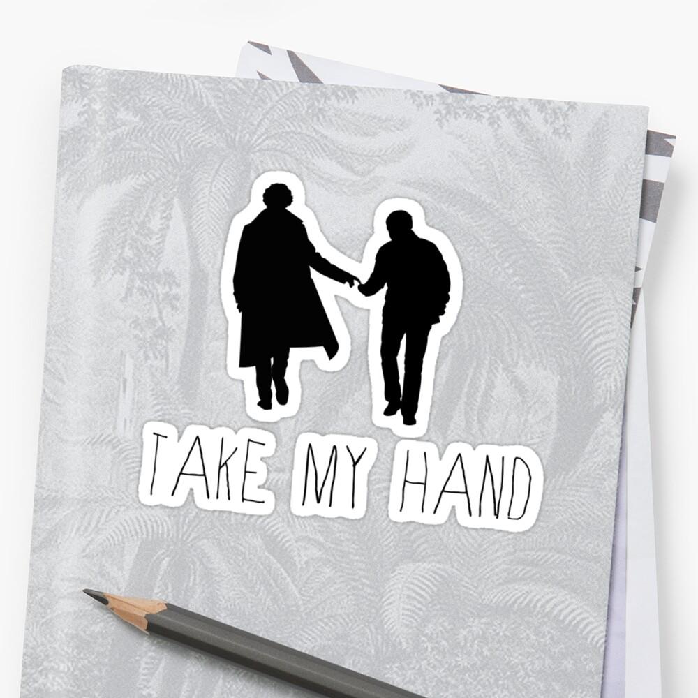 Sherlock - Take My Hand by ladysekishi