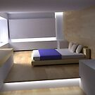 apartment interior - 3D by gordon anderson