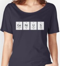 ElemenTees: GeNiUS Women's Relaxed Fit T-Shirt
