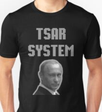 TSAR SYSTEM Unisex T-Shirt