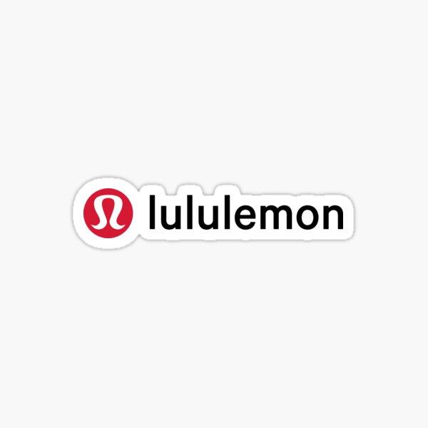 Lulemon Sticker