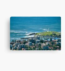 Wollongong City Canvas Print