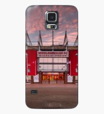 The Riverside Stadium, Middlesbrough Case/Skin for Samsung Galaxy