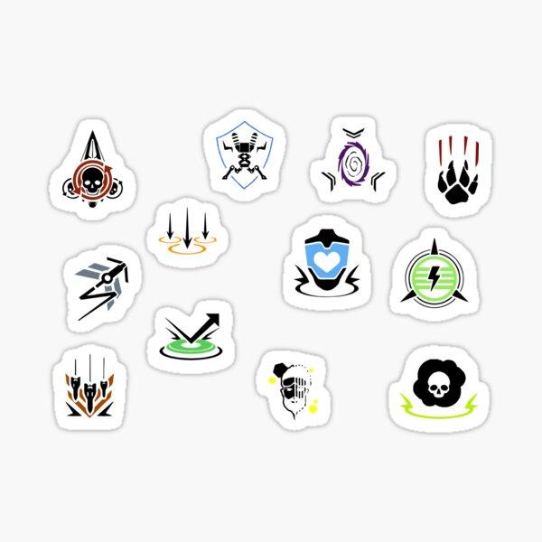 Apex Legends Video Game Ultimate Logos Sticker