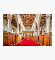 St. Andrew, Cullompton Photographic Print