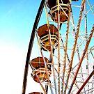 Festival of the Ferris Wheel  by Christopher Boscia