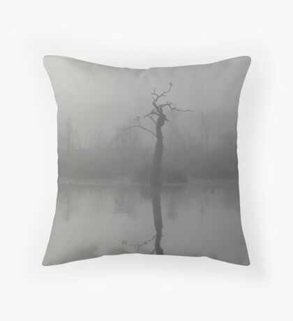 The Bird Tree Throw Pillow