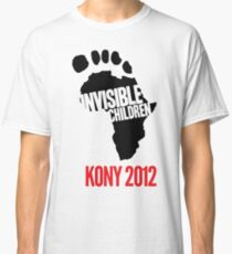 Invisible Children tee Classic T-Shirt