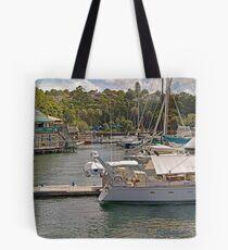 Mosman Rowers Club - Mosman Bay Tote Bag