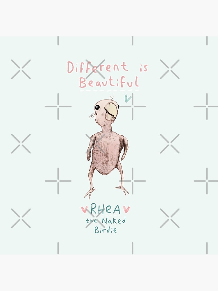 Rhea - Different is Beautiful by SophieCorrigan