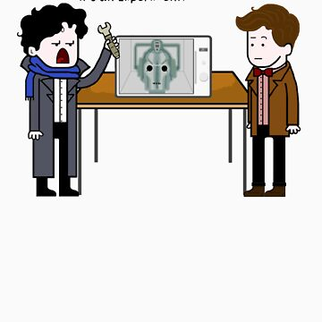 Experiment by Sherlock-ed
