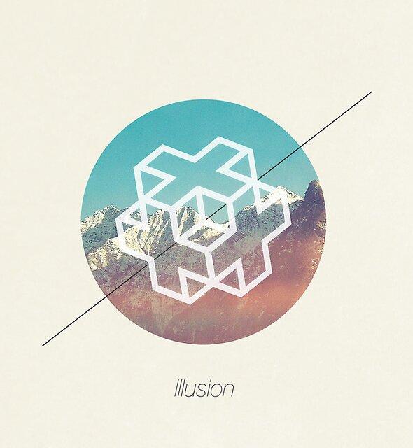 Illusion by Mostafa Kamel