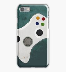 Game controller iPhone Case/Skin