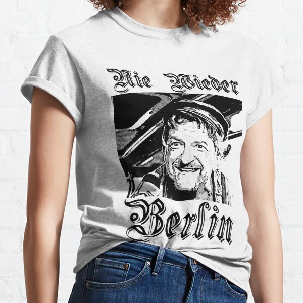 Nie Wieder Berlin Classic T-Shirt