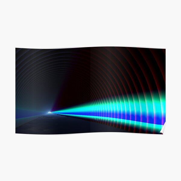 Tunnel Vision Poster