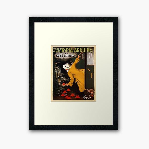 La Victoria Arduino Framed Art Print