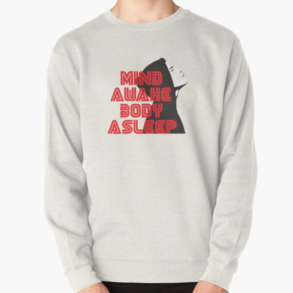 Mr. Robot - Mind Awake Body Asleep Pullover Sweatshirt