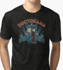 Doctorama Presents! Tri-blend T-Shirt
