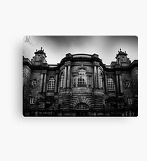 Haunted Mansion? Canvas Print