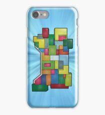 Quantum Leap Handset iPhone Case/Skin
