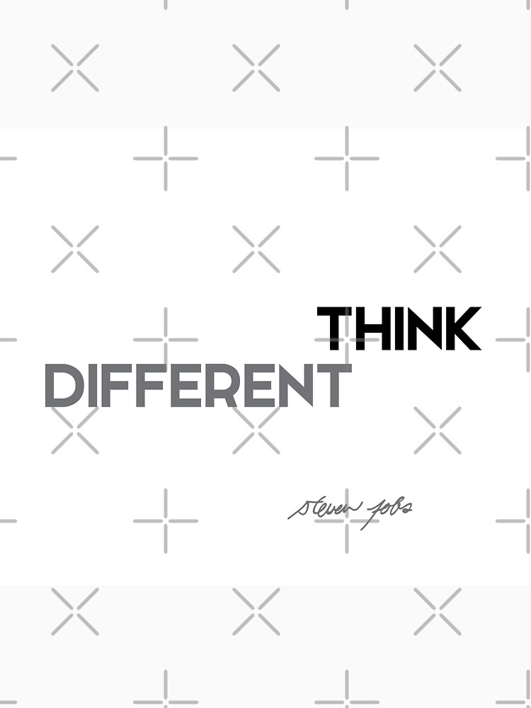 Steve Jobs - Think Different by razvandrc
