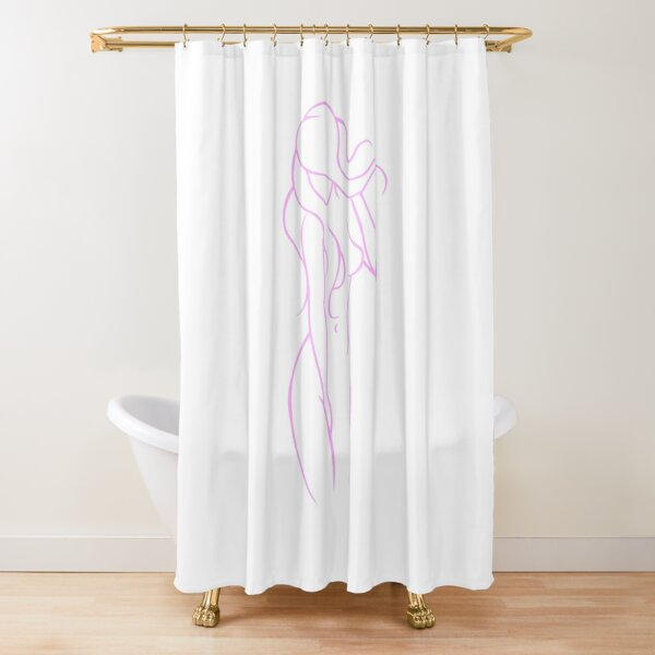 Feminine Shower Curtains Redbubble