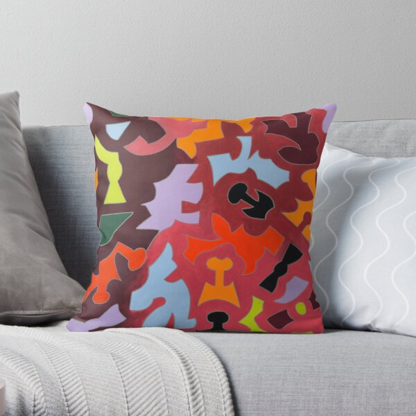 Autumn is here to stay - Kizd Throw Pillow