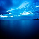 True Blue by Andre Faubert
